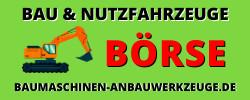Bau & Nutzfahrzeuge Börse