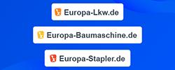 Europa Lkw, Europa Stapler, Europa Baumaschine