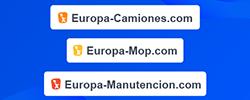 Europa Camiones, Europa Mop, Europa Manutención