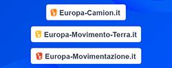 Europa Camion, Europa Movimentazione, Europa Movimento Terra