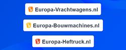 Europa Vrachtwagens,Europa Heftruck, Europa Bouwmachines
